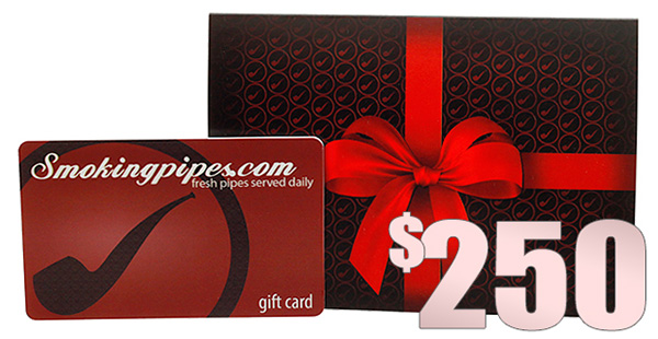 Gift Certificates $250.00 Gift Card