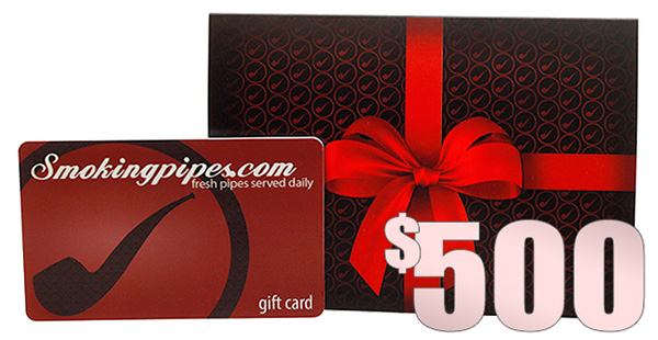Gift Certificates $500.00 Gift Card