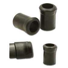 Pipe Tools & Supplies Rubber Pipe Bits (2 pack)