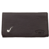 Pipe Accessories Savinelli Roll Up Tobacco Pouch Brown