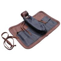 Stands & Pouches Claudio Albieri 1-Pipe Rollup Dark Blue/Russet