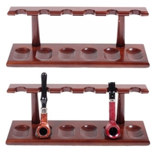 Pipe Accessories Cherry 6 Pipe Stand