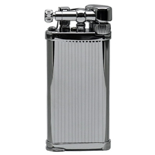 Lighters IM Corona Old Boy Chrome Pinstripe