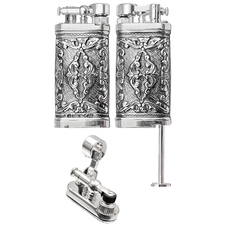 Lighters Sillem's Old Boy Linea Epoque Sterling