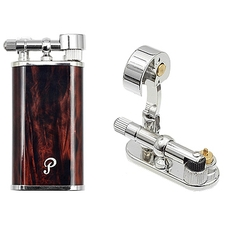 Lighters Peterson Pipe Lighter Brown