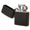 Lighters Zippo Black Crackle Pipe Lighter