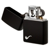 Lighters Zippo Black Matte Pipe Lighter w/ Pipe Emblem