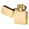 Lighters Zippo Armor Brushed Brass