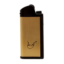 Lighters IMCO Gold Pipe Lighter