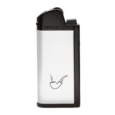 Lighters IMCO Silver Pipe Lighter