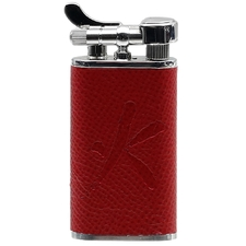 Lighters Kabuto Red Leather (Limited Edition )