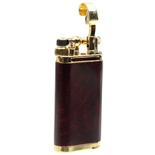 Lighters IM Corona Old Boy Red Polish Briar