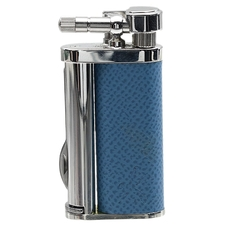 Lighters Kiribi Tomo Blue Leather