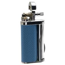 Lighters Kiribi Tomo Blue Leather