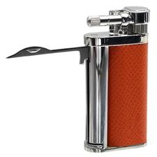Lighters Kiribi Tomo Orange Leather