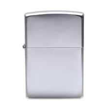 Lighters Zippo Satin Chrome Pipe Lighter