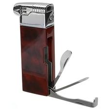 Lighters John Aylesbury Brown Pipe Lighter