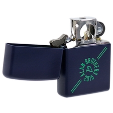 Lighters Alan Brothers Navy Zippo Pipe Lighter