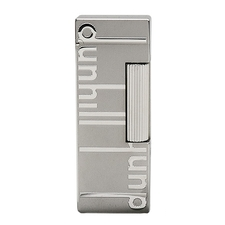 Lighters Dunhill Rollagas Signature Palladium Plate
