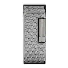 Lighters Dunhill Rollagas Texalium Ruthenium Plate