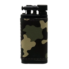 Lighters IM Corona Old Boy Camouflage Leather