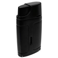 Lighters Xikar ELX Double Torch Black