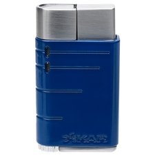 Lighters Xikar Linea Single Torch Blue