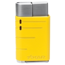 Lighters Xikar Linea Single Torch Yellow
