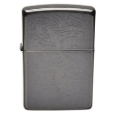 Lighters Zippo Black Ice Laser Engrave Pipe Lighter