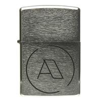 Lighters Alan Brothers Chrome Zippo Lighter
