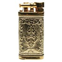 Lighters Sillem's Linea Epoque Old Boy Champagne Double Sided Pipe Lighter