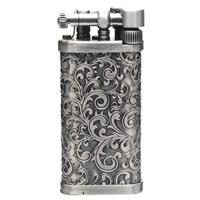Lighters IM Corona Old Boy Arabesque Silver