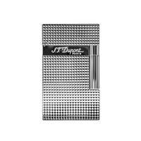 Lighters S.T. Dupont Lighter Ligne 2 Diamond Head Silver