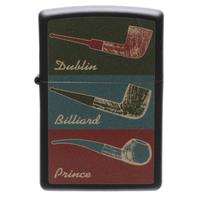 Lighters Zippo Dublin, Billiard, Prince Pipe Lighter