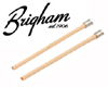 Pipe Tools & Supplies Brigham Rock Maple Insert (8 Pack)