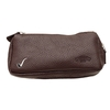 Pipe Accessories Savinelli Nappa 1 Pipe Case (Brown)