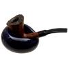 Pipe Accessories Savinelli Goccia Ceramic Single Pipe Stand Blue
