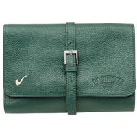 Stands & Pouches Savinelli 4 Pipe Travel Bag Green