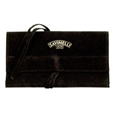 Pipe Accessories Savinelli Velvet Pouch Brown