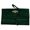 Pipe Accessories Savinelli Velvet Pouch Green