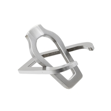 Pipe Accessories Chrome Pipe Rest