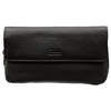 Pipe Accessories Columbus Pipe and Tobacco Snap Case Black