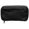 Pipe Accessories Columbus 2 Pipe Travel Case Black