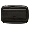 Pipe Accessories Columbus 4 Pipe Travel Case Black