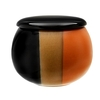 Pipe Accessories Tobacco Jar Ceramic Round (Made in Italy)