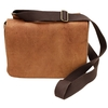 Pipe Accessories Erik Stokkebye 4th Generation Brown Tobacco Pouch Messenger Bag