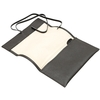 Pipe Accessories Savinelli Black Roll-up Pipe Pouch