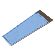 Pipe Accessories Claudio Albieri Leather Cleaners Holder Blue