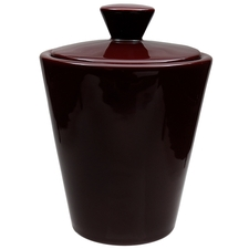 Pipe Accessories Savinelli Ceramic Tobacco Jar Bordeaux