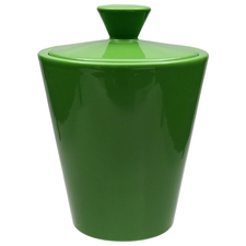 Pipe Accessories Savinelli Ceramic Tobacco Jar Lime Green